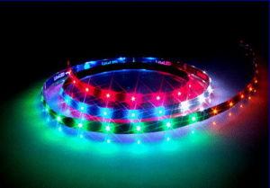Cinta de luz LED