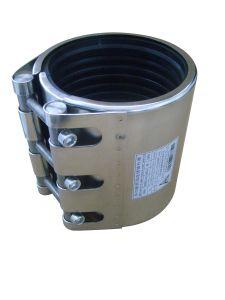Steel di acciaio inossidabile Repair Coupling con Single Band (DN15-DN500)