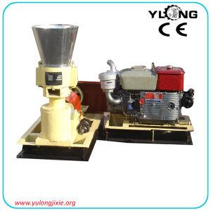 moteur diesel maison en utilisant machine à granulés