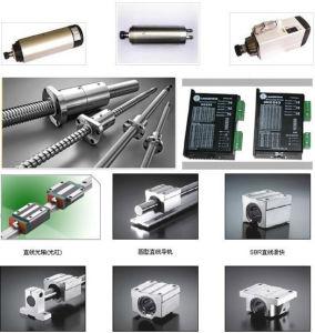 La publicidad de la máquina de grabado CNC Router