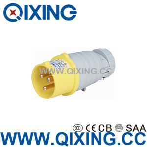 Ceeform 16une seule phase 110V 3 broches de prise de courant industrielle