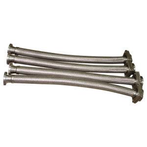 Roestvrij staal 304 de Gevlechte Flens Golf Flexibele Pijp van het Metaal