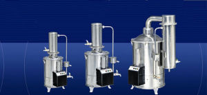L'eau en acier inoxydable Auto-Control encore (DZ-5/10/20L)