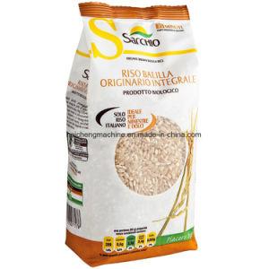 Enchimento automático de arroz e máquina de embalagem