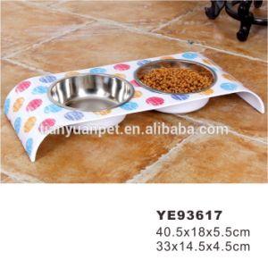Oferta Pet Food Bowl Taça Cat Cerâmica Taças de alimentação D14.8cm x 6,8 cm