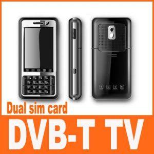 DVB-T Digital TV Mobile Phone (DVB-T3688)