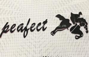 의복 부속품을%s 겹켜 두 배 색깔 실리콘 열전달 패치