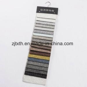 De Color Beige trama tejido Cusion personalizada con la cola