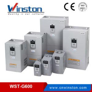 Fabricante do Motor AC profissional Inversor de Frequência, Conversor de frequência, VFD, de Acionamento CA 0.4KW para 630kw (WSTG600)