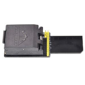 Allsocket Prüfungs-Kontaktbuchse des Leser-Emcp529/BGA529 mit Ableiter-Schnittstelle, Kmr210008m-A805 Größe 15*15mm für grellen Daten-Wiederanlauf Samsung-Note4 (neue Version)