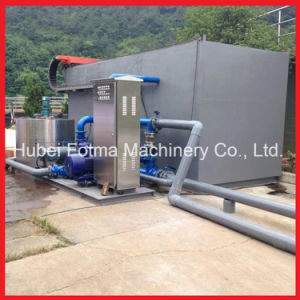 Tratamento profundo para diversos tipos de equipamentos de tratamento de água de esgoto