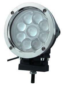 Lumière pilotante du CREE DEL de 7 pouces 4X4 automatique pour la lumière pilotante 12V24V de regain tous terrains de camion de bateau de la jeep SUV