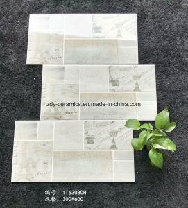 Tegel van het Porselein van de Vloer van de Muur van het Ontwerp van de Steen van de Muur van het Bouwmateriaal de Ceramische