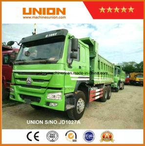 De gebruikte Goedkope Prijs van de Vrachtwagen van de Stortplaats van Sinotruk van de Vrachtwagen 6X4 340HP