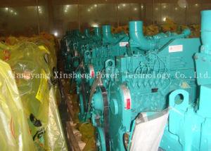 6CTA8.3-G2 Dcec Cummins Turbocharged Dieselmotor voor de Reeks van de Generator