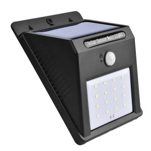 IP65 imprägniern die 16 LED-helle im Freienlampen-Garten-Solarbeleuchtung