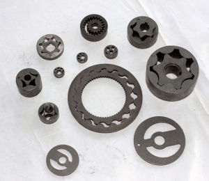 Powder Metallurgy Oil Pump Leaves for Auto and Motorcycle