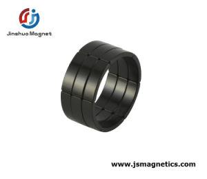 Qualidade elevada Strong N50sh magneto de neodímio Arco Segmento ímãs de neodímio para motores de terra rara ímã permanente