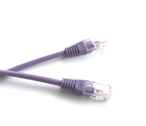Alta Price-Ratio Cable LAN cable UTP Cat 6 LSZH de PVC/Cable