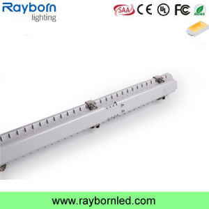 30W 40W 60W Aula IP65 Resistente al agua Tri-Proof LED lámpara de techo