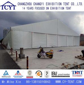 De grote Tent van de Opslag van het Pakhuis van de Markttent van het Huwelijk van de Tentoonstelling van de Partij van het Aluminium