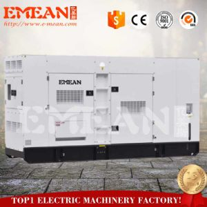 30kVA-250kVA super leise Ricardo Energien-elektrischer Dieselgenerator