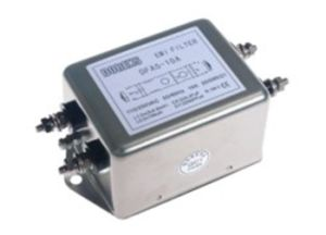 Filtros de Ruído de fase 3 AC filtro EMI filtro passa-baixo