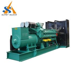 Professionista un generatore diesel di 700 chilowatt con il generatore dei motori della Perkins
