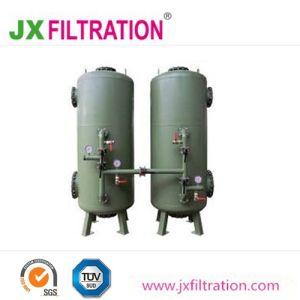 O filtro de carbono activado em aço inoxidável