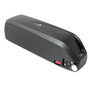 5V het Laden van USB Haven de Navulbare 48V Batterij Hailong van de Batterij 13s5p 48V 17.5ah van Ebike
