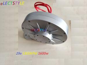95DM Series disque Coreless générateur à aimant permanent 0.3kw 12V 380tr/min