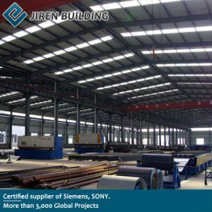 Les fabricants industriels High-Strength préfabriqués en usine de la structure en acier du bâtiment Warehouse