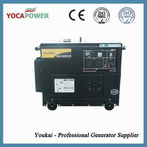 3kVA ruído de baixa potência do motor 4 tempos conjunto gerador a diesel