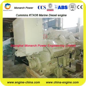 Cummins Kta38-469/Kta38-780/Kta38-800 469~800HP에서 바다 엔진 힘