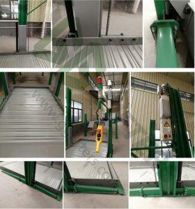 Het opheffen Hoogte 2100 mm 2.7 Ton Twee de PostLift van het parkeren van de Auto van de Garage van het Voertuig van 2 Niveau