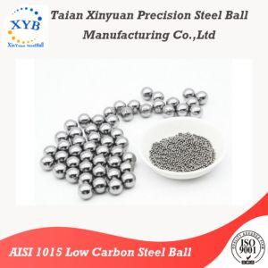 Un formato 1.588 di 3/16 7.938 di sfera d'acciaio a basso tenore di carbonio di millimetro AISI 1015 (caso indurito)