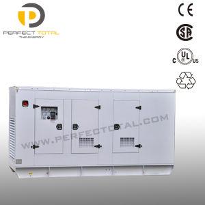48квт/60 Ква Cummins Invertor бесшумный дизельный генератор