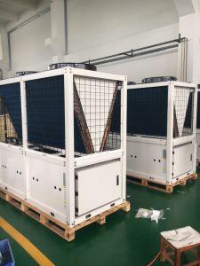 75kw Calentador de Agua bomba de calor de aire para 55~60 ºC el agua caliente