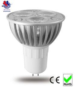 Hohe Leistung 3X1w MR16/GU10/E14/E27 LED Spot Light mit CE&RoHS
