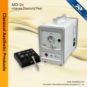 Machine intense de microdermabrasion d'écaillement de diamant (MD-2A)