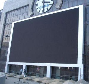 Usine Prcie P6 grand affichage LED de la publicité de plein air