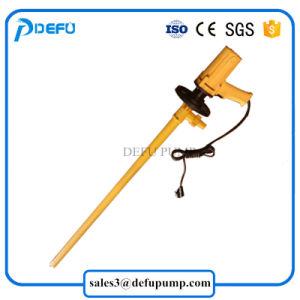 Pompa tenuta in mano verticale portatile del timpano di olio