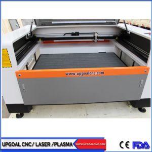 100W 1390広告材料のためのモデル二酸化炭素レーザーの彫版の打抜き機