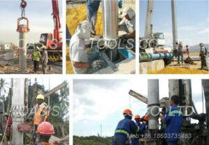 Filtro para Pozos del Agua del Acero Inoxidable AISI316L
