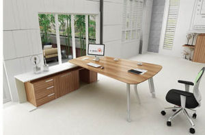 Bureau moderne classique fauteuil de bureau design en bureau