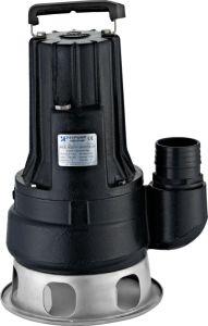 浸水許容のSewage Pump 1.5kw Casting Iron