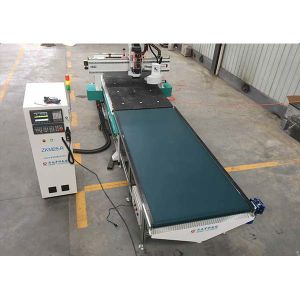 As portas de madeira Router CNC máquina de corte
