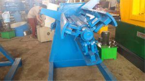 10 T Decoiler hydraulique pour la vente