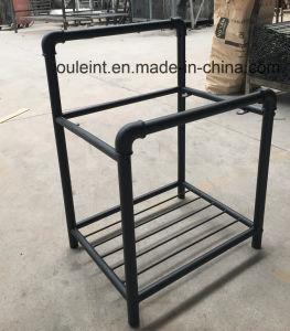 Tabella laterale di vetro del metallo antico ol17134 for Arredamento made in china