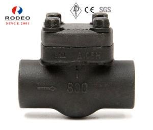 API 602 A105 800lbの産業造られた鋼鉄振動小切手弁